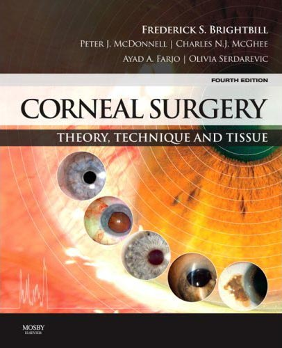 Corneal Surgery 4th edition